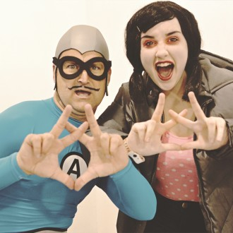 The Aquabats at Collective Con
